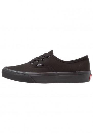 Vans Authentic - Chaussures de Sport Basse/Faible - Noir/Obsidienne - Femme/Homme