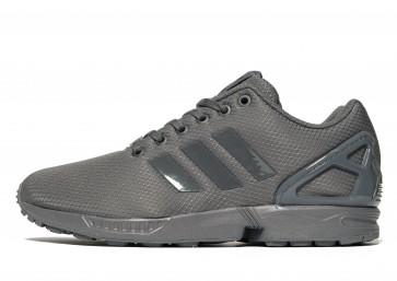 Adidas Originals ZX Flux Ripstop Homme Gris Chaussures de Fitness