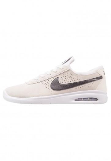 Nike SB Bruin Max Vapor - Chaussures de Sport Basse/Faible - Blanc Summit/Noir/Blanc - Femme/Homme