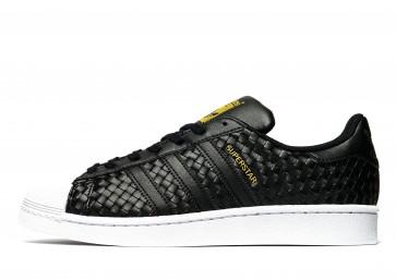 Adidas Originals Superstar Weave Homme Noir Chaussures de Fitness