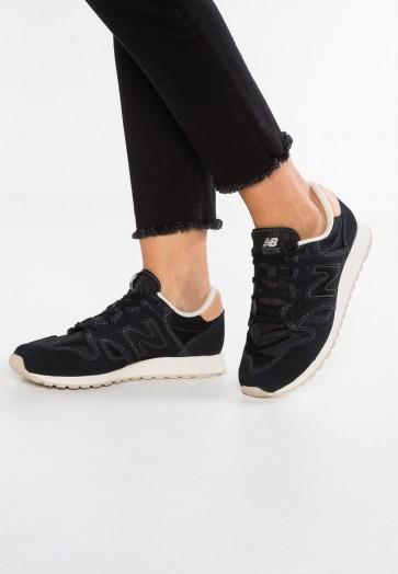 New Balance WL520 - Chaussures de Sport Basse/Faible - Noir - Femme
