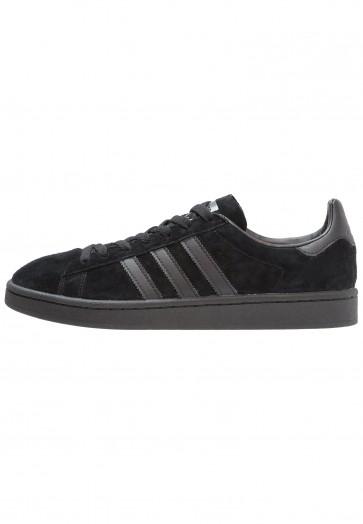 Adidas Originals Campus - Chaussures de Sport Basse/Faible - Noir Noyau - Femme/Homme