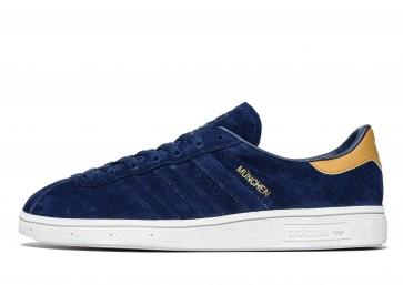 Adidas Originals Adidas Originals Munchen Homme Bleu Chaussures de Fitness