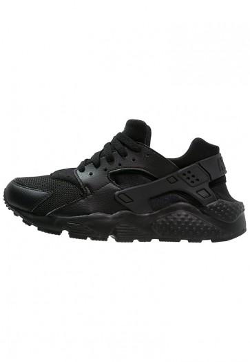 Nike Footwear Huarache Run - Chaussures de Sport Basse/Faible - Obsidienne/Noir - Femme