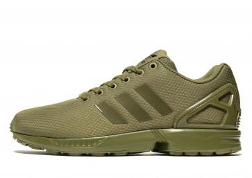 Adidas Originals ZX Flux Ripstop Homme Vert Chaussures de Fitness
