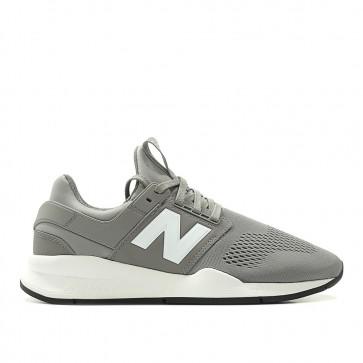 New Balance MS247EG Homme Chaussure de sport 657311-60-12 Gris/Blanc/Noir