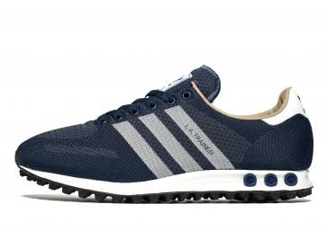 Adidas Originals LA Trainer Weave Homme Bleu Chaussures de Fitness