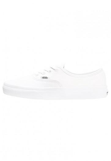 Vans Authentic - Chaussures de Sport Basse/Faible - Blanc Sommet - Femme/Homme
