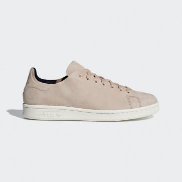Ash Pearl - Adidas Stan Smith Nuud Sneaker de mode pour les femmes - Rose perle avec beige