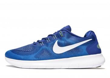 Nike Free RN Flyknit 2.0 Homme Bleu Chaussures de Fitness