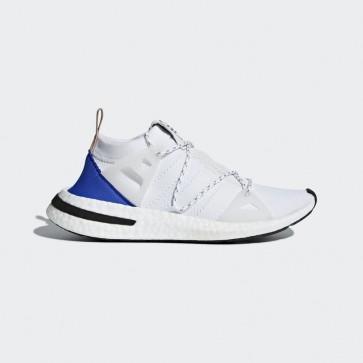 Femme Adidas Originals CQ2748 Arkyn baskets de running ftwr white/ash pearl/blanc/bleu foncé