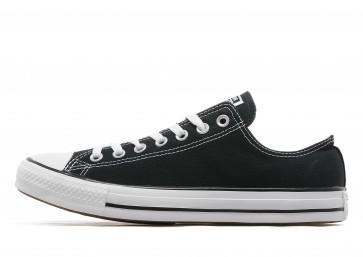 Converse All Star Ox Homme Noir Chaussures de Fitness