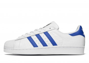 Adidas Originals Superstar Animal Homme Blanc Chaussures de Fitness