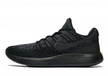 Nike Lunarepic Flyknit 2 Homme Noir Chaussures de Fitness