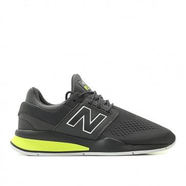 Chaussures pour homme New Balance MS247 TG Sport 656911-60-122 Foncé Gris/Anthracite/Jaune