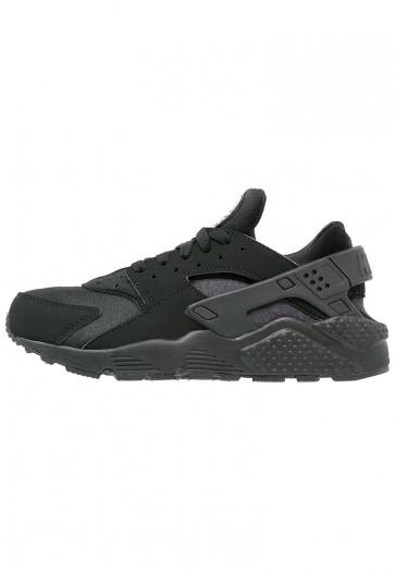 Nike Footwear Air Huarache - Chaussures de Sport Basse/Faible - Noir/Blanc - Homme