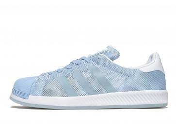 Adidas Originals Superstar Bounce Homme Bleu Chaussures de Fitness