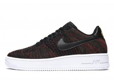 Nike Air Force 1 Ultra Flyknit Low Homme Noir Chaussures de Fitness