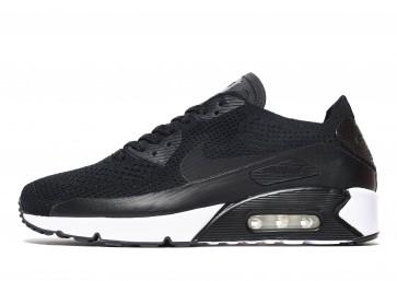 Nike Air Max 90 Ultra 2.0 Flyknit Homme Noir Chaussures de Fitness