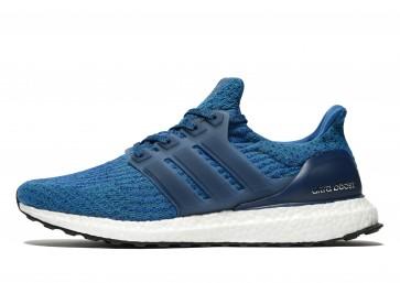 Adidas Ultra Boost Homme Bleu Chaussures de Fitness