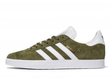 Adidas Originals Gazelle Homme Vert Chaussures de Fitness