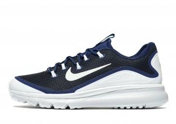 Nike Air Max More Homme Bleu Chaussures de Fitness