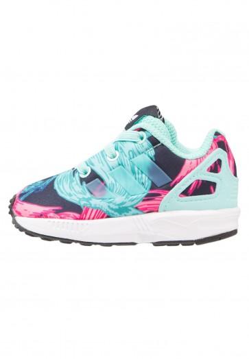 Adidas Originals ZX Flux EL - Chaussures de Sport Basse/Faible - Multicolore - Enfant
