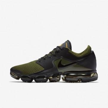 Nike Air VaporMax Plus Homme AH9046-005 Noir/Noir/Foncé Noisette/Foncé Stuc Chaussures de Sport