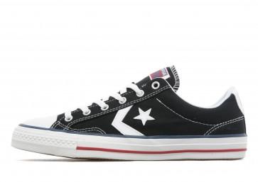 Converse Star Player Homme Noir Chaussures de Fitness