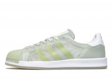 Adidas Originals Superstar Bounce Homme Vert Chaussures de Fitness