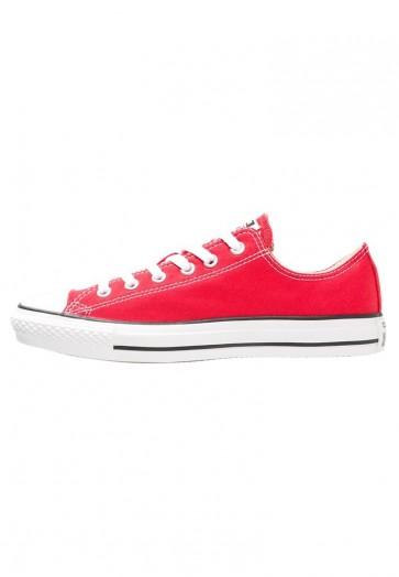 Converse Chuck Taylor All Star - Chaussures de Sport Basse/Faible - Rouge - Femme/Homme
