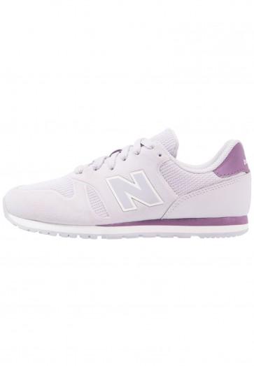 New Balance KD373 - Chaussures de Sport Basse/Faible - Gris - Enfant