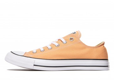 Converse All Star Ox Homme Rouge Chaussures de Fitness