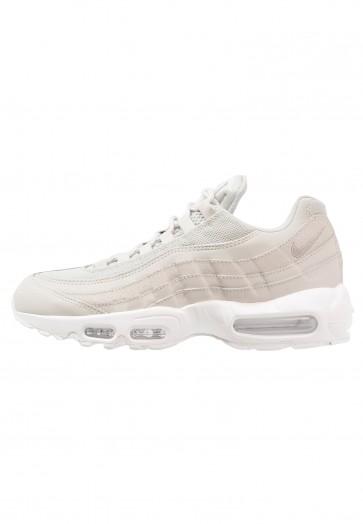 Nike Footwear Air Max 95 Essential - Chaussures de Sport Basse/Faible - Gris Pâle/Blanc Summit - Homme