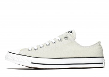 Converse All Star OX Homme Gris Chaussures de Fitness