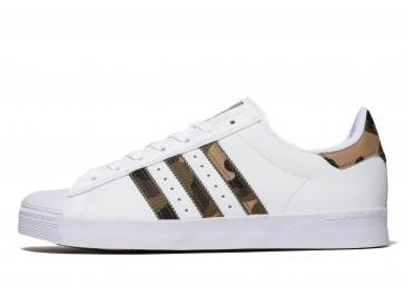 Adidas Originals Superstar Vulc Homme Blanc Chaussures de Fitness