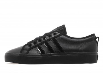 Adidas Originals Nizza Lo Homme Noir Chaussures de Fitness