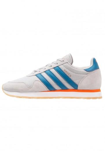Adidas Originals HAVEN - Chaussures de Sport Basse/Faible - Gris/Culottes Nobles/Orange - Femme/Homme