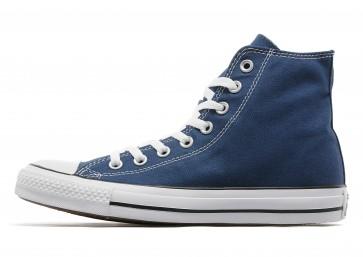 Converse Chuck Taylor All Star Hi Homme Bleu Chaussures de Fitness