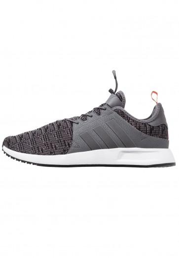 Adidas Originals X_PLR - Chaussures de Sport Basse/Faible - Gris/Blanc - Femme/Homme