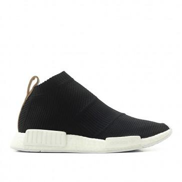 Adidas Originals NMD CS1 City Sock PK Primeknit Homme AQ0948 Noir/Nu/Blanc Chaussures de Fitness