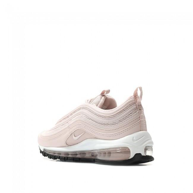 info for 876ff 7981d Nike Femme Air Max 97 Chaussures De Sport 921733-600 RoseBlancNoir. Zoom.  prev