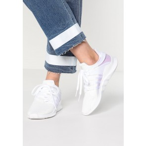 Adidas Originals EQT Support ADV - Chaussures de Sport Basse/Faible - Blanc/Violet - Femme