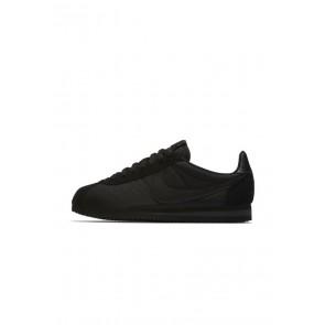 Nike Footwear Classic Cortez - Chaussures de Sport Basse/Faible - Noir/Anthracite - Femme