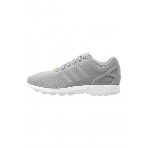 Adidas Originals ZX Flux - Chaussures de Sport Basse/Faible - Gris Moyen/Granit Léger - Femme/Homme