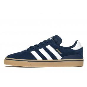 Adidas Originals Busenitz Vulc Homme Bleu Chaussures de Fitness