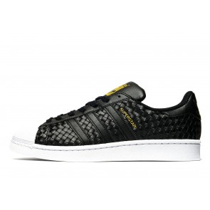Adidas Originals Superstar Weave Homme Noir Chaussures de Fitness