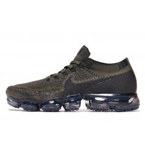 Nike VaporMax Homme Vert Chaussures de Fitness