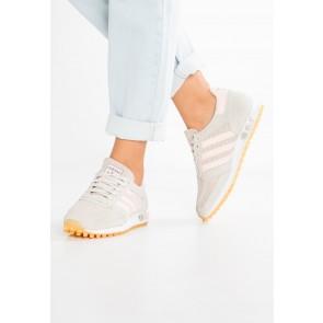 Adidas Originals LA Trainer OG - Chaussures de Sport Basse/Faible - Brun Clair/Rose/Brun Jaunâtre - Femme