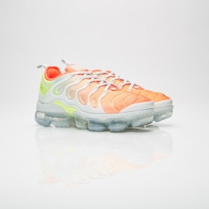 Chaussure de course Nike Air Vapormax Plus Femme AO4550-003 Barely Gris/Barely Gris/Total Cramoisi